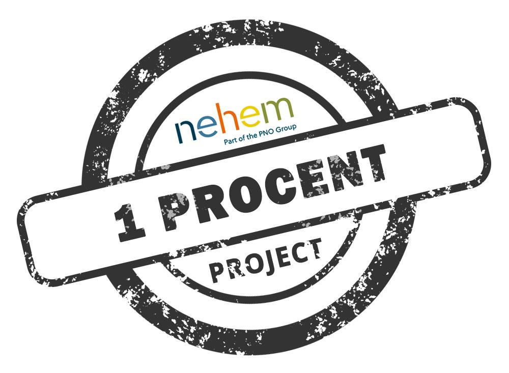 Logo Nehem 1% Project